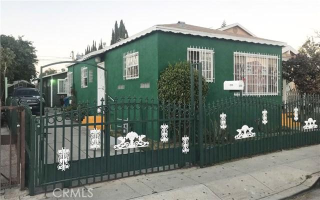 2211 Mortimer Street, Huntington Park, CA 90255