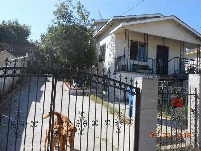 3271 Dundas st., East Los Angeles, CA 90063