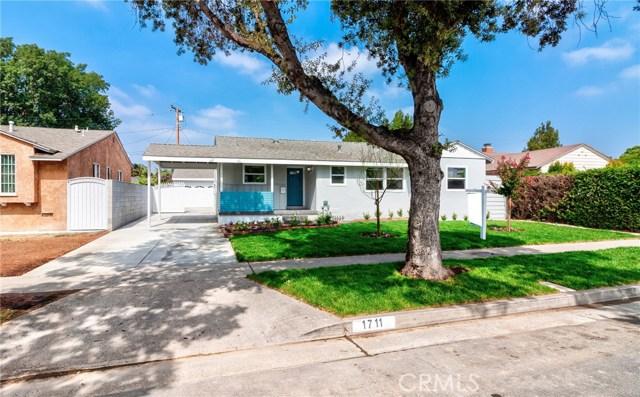 1711 W 21st Street, Santa Ana, CA 92706