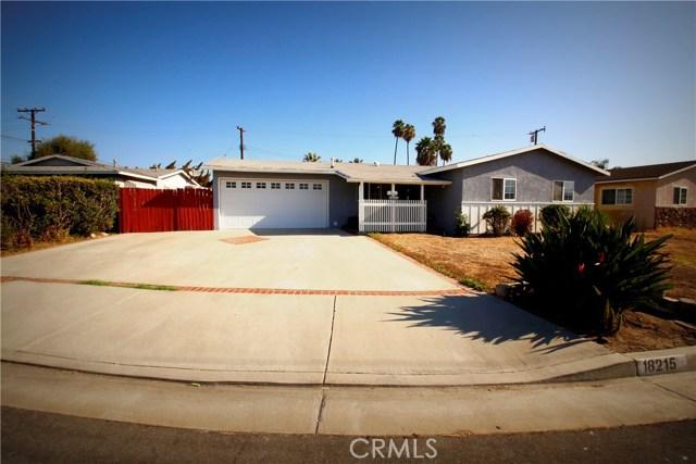 18215 La Cortita Street, Rowland Heights, CA 91748