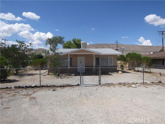 55722 Santa Fe, Yucca Valley, CA 92284-3124