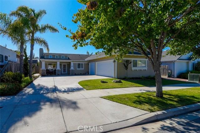 1553  Blackberry Avenue, Arroyo Grande in San Luis Obispo County, CA 93420 Home for Sale