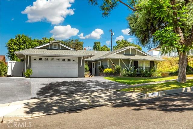 1617 Mimosa Place, Fullerton, CA 92835