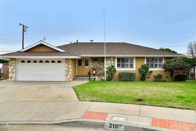216 S Homerest Avenue, Covina, CA 91722