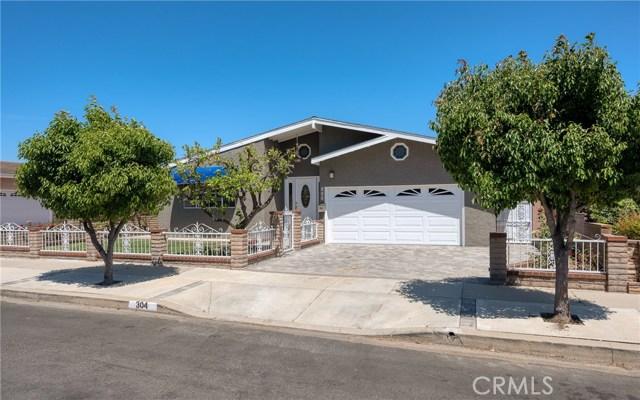 304 N Malgren Avenue, San Pedro, CA 90732