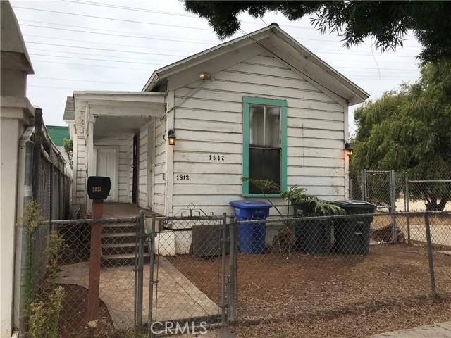 1812 Wilson Avenue, National City, CA 91950