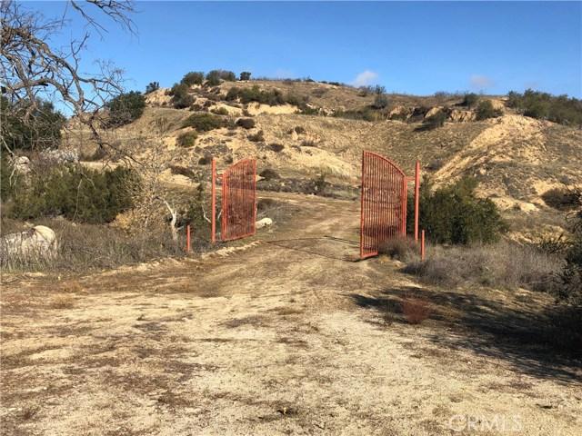 0 Parkhill Road, Santa Margarita, CA 93453