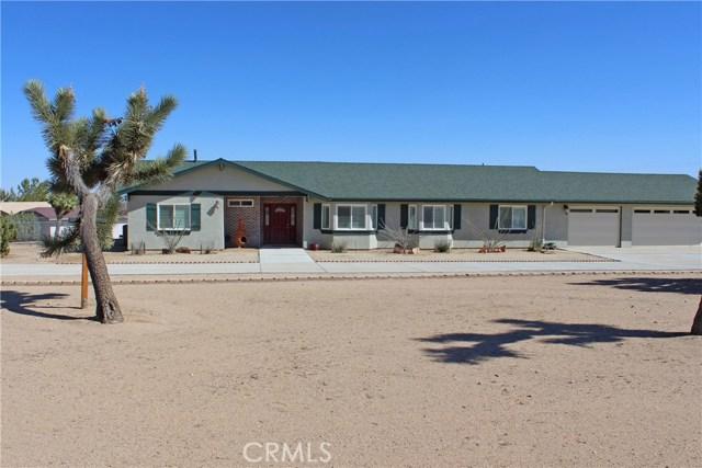 56521 Chipmunk, Yucca Valley, CA 92284 Photo