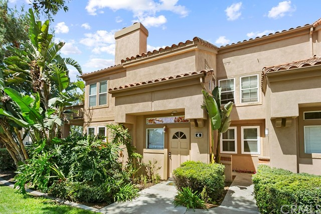 A great opportunity to own a single level Northwood Villas condo with 3 bedrooms and 2 baths, fantastic open floor plan with access to private patio. This upgraded unit with hardwood floors, upgraded cabinets with granite counters is exceptionally priced for a home within the  Northwood High School boundaries and all the award winning Irvine schools. One car attached garage and one additional detached garage and plenty of guest parking close by offer convenience to the homeowner. Enjoy close proximity to neighborhood pool and the fabulous Northwood community. Close to shopping and freeways, no Mello Roos and a low HOA make this home a WINNER!