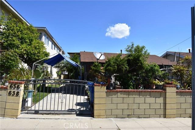 640 W 22nd Street, San Pedro, CA 90731