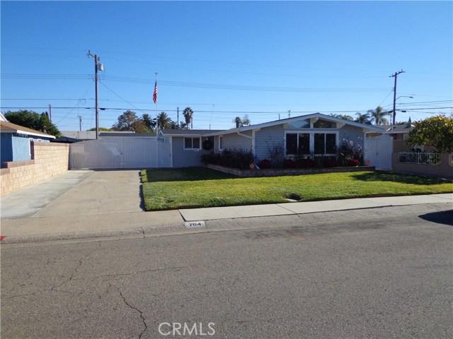 704 N Bush Street, Anaheim, CA 92805