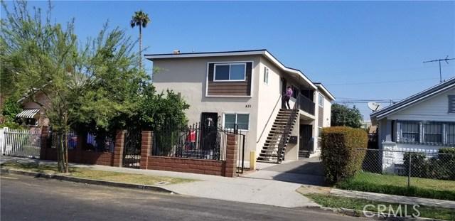 431 E 56th Street, Los Angeles, CA 90011