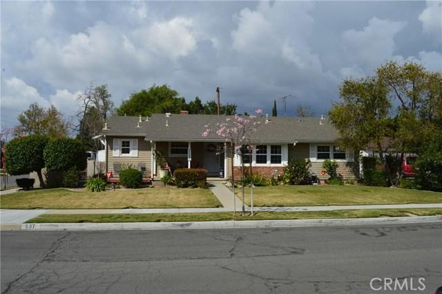 537 S Dustin Place, Anaheim, CA 92806