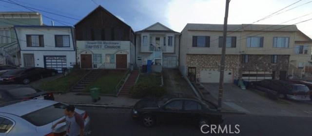 2075 Quesada Avenue, San Francisco, CA 94124