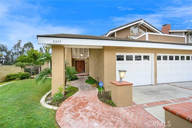 5377 E Rural Ridge Circle, Anaheim Hills, CA 92807