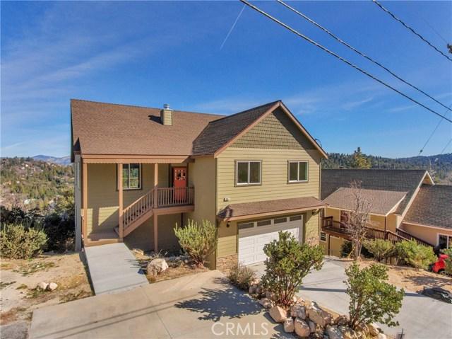 935 Madera Lane, Lake Arrowhead, CA 92352