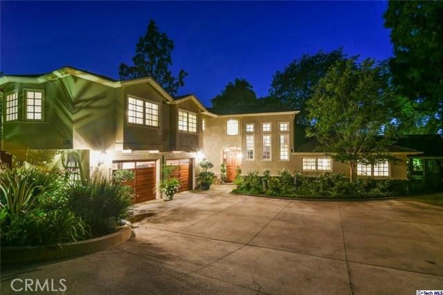 5391 Ocean View Boulevard, La Canada Flintridge, CA 91011