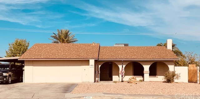 1308 Lillyhill Drive, Needles, CA 92363