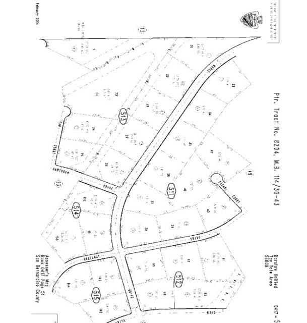 0 Tamarisk, Barstow, CA 92310
