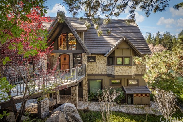 27837 S Peninsula Drive, Lake Arrowhead, CA 92352