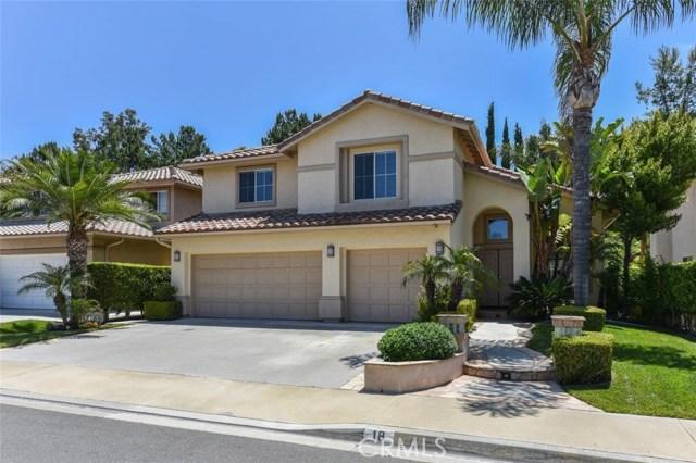 18 Via Indomado, Rancho Santa Margarita, CA 92688