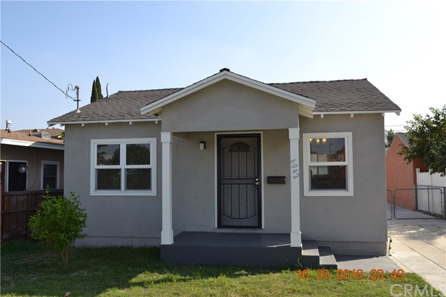 6042 Woodward Avenue, Maywood, CA 90270