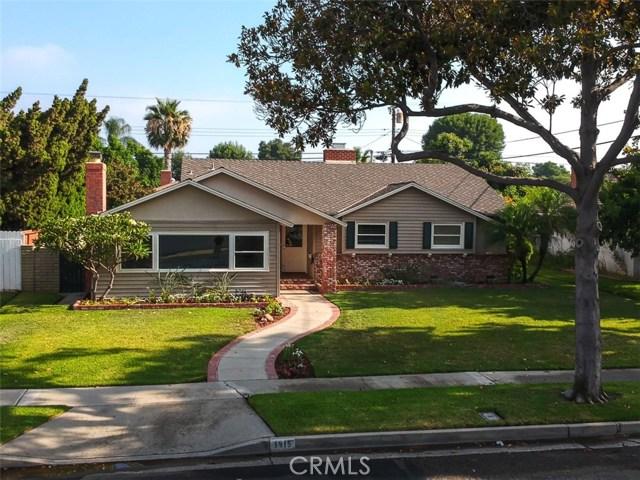1415 Sudene Avenue, Fullerton, CA 92831
