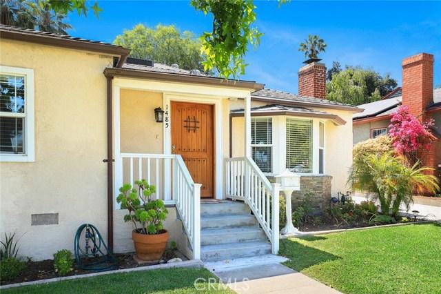1485 N Roosevelt Av, Pasadena, CA 91104 Photo 3