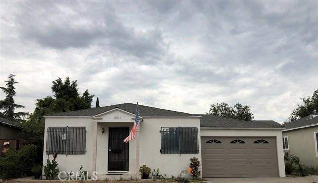 11836 Rialto Street, Sun Valley, CA 91352