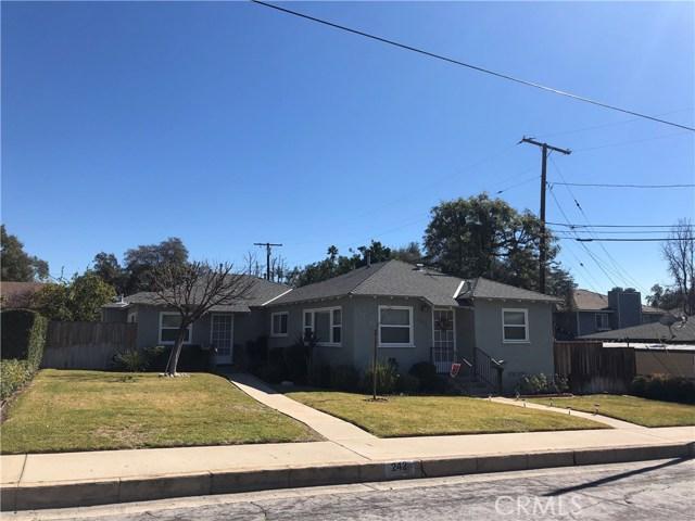 240 N Shamrock Avenue, Monrovia, CA 91016