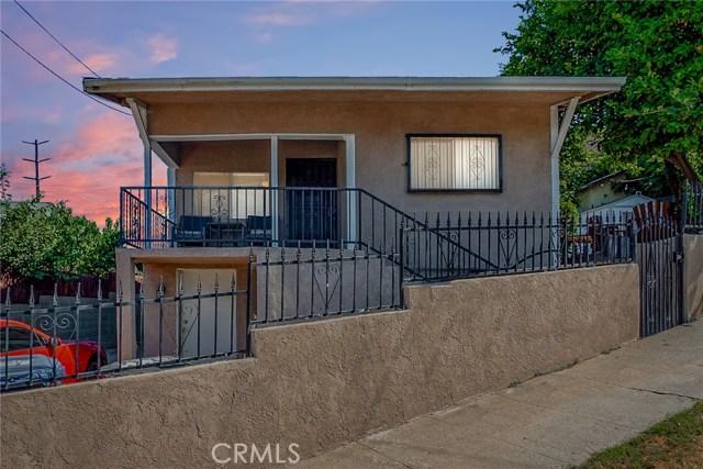 3711 Flora Avenue, Los Angeles, CA 90031