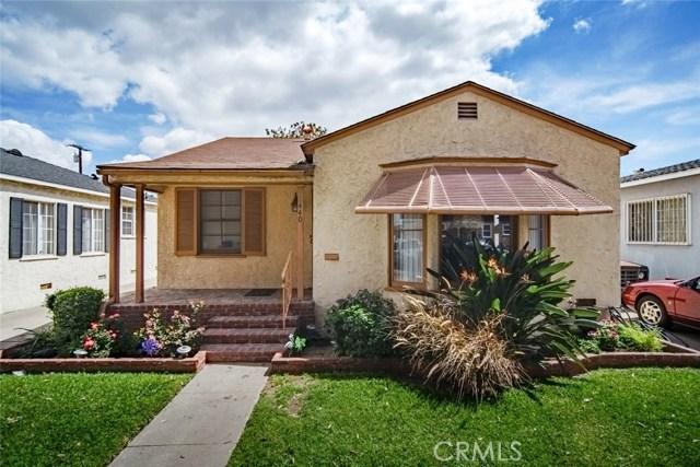 2440 Hayes Avenue, Long Beach, CA 90810