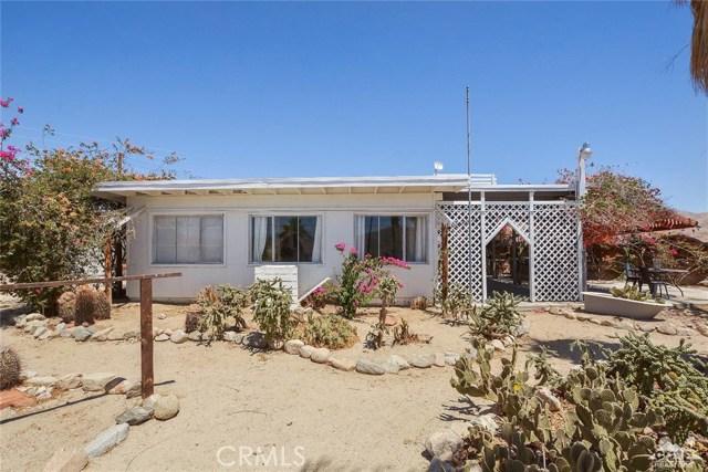 30941 Sunny Rock Road, Desert Hot Springs, CA 92241