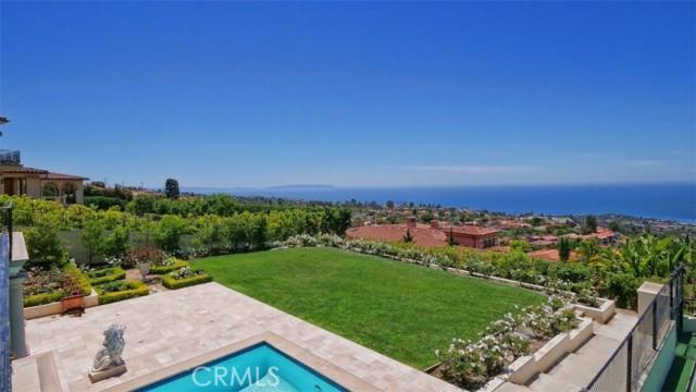 Ocean & Catalina & Grassy Yard View from Balcony