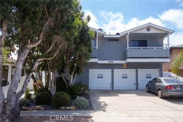 4486 38th Street #4 San Diego, CA 92116