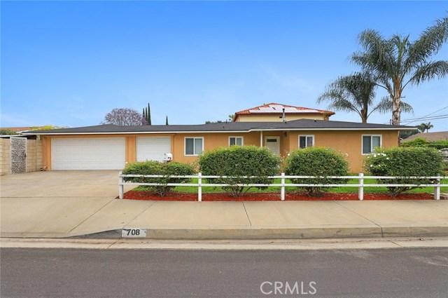 708 Damien Avenue, La Verne, CA 91750