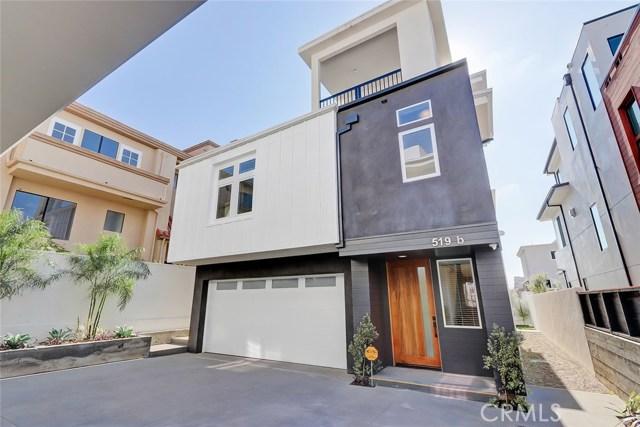 519 Gertruda B, Redondo Beach, California 90277, 3 Bedrooms Bedrooms, ,4 BathroomsBathrooms,For Rent,Gertruda,SB19260015