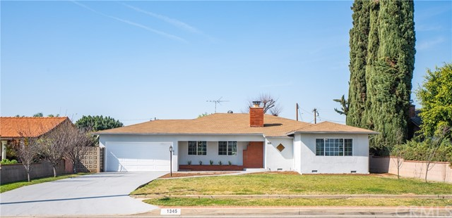 1345 S Bluff Road, Montebello, CA 90640