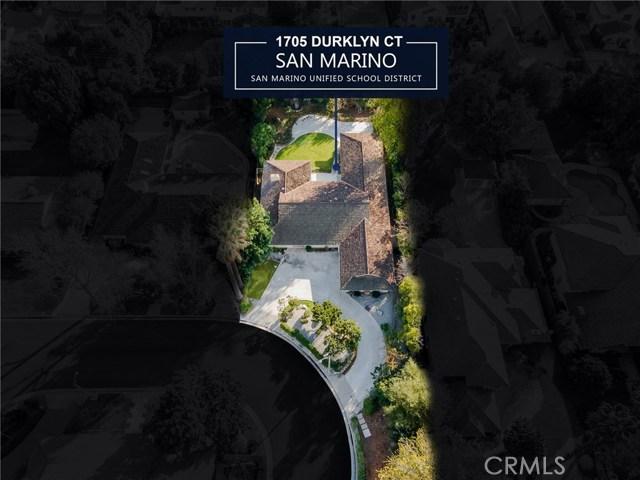 Image 48 of 1705 Durklyn Court, San Marino, CA 91108