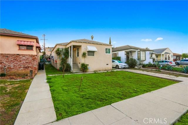 1836 Jones Avenue, El Sereno, CA 90032