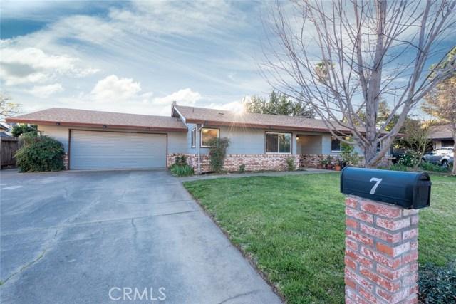 7 Shimmering Oak Court, Chico, CA 95926