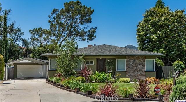 2340 Barton Lane, Montrose, CA 91020