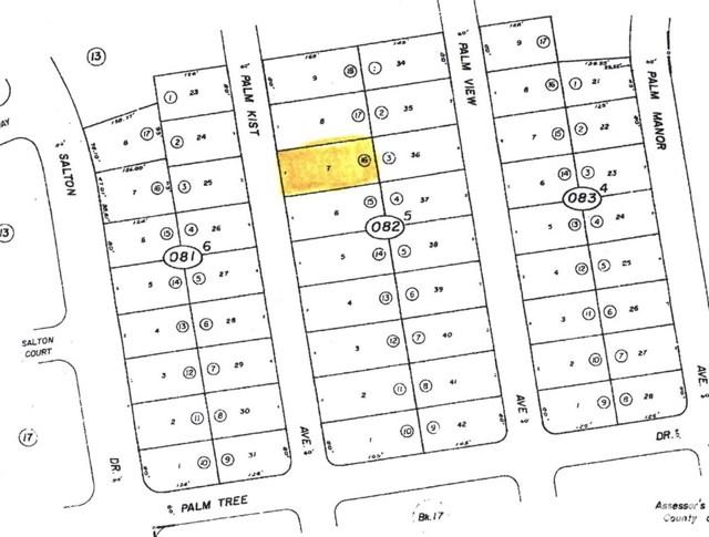 2252 Palm Kist Avenue, Salton City, CA 92275