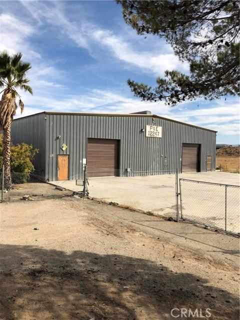 12247 Industrial Boulevard, Victorville, CA 92395