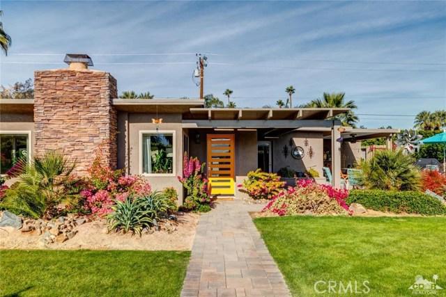 1590 Paseo El Mirador, Palm Springs, CA 92262