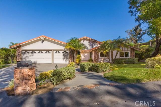 270 Via Montanera, Anaheim Hills, CA 92807