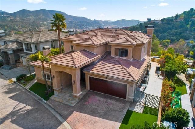 1511 La Vista Terrace, Glendale, CA 91208