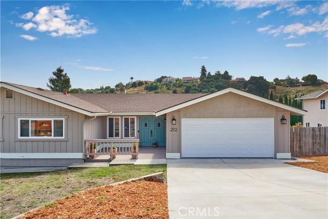 292  James Way, Arroyo Grande in San Luis Obispo County, CA 93420 Home for Sale