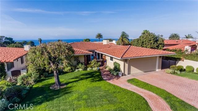 1609 Via Montemar, Palos Verdes Estates, California 90274, 3 Bedrooms Bedrooms, ,3 BathroomsBathrooms,For Sale,Via Montemar,PV18006307