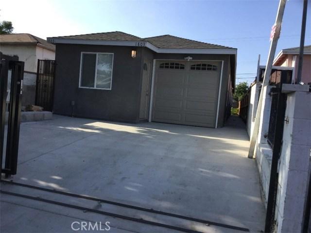 1803 E 105th Street, Los Angeles, CA 90002